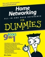 Home Networking All-in-one Desk Reference For Dummies av Eric Geier (Heftet)