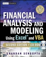 Financial Analysis and Modeling Using Excel and VBA av Chandan Sengupta (Heftet)