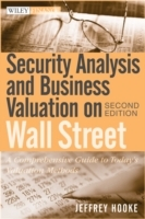 Security Analysis and Business Valuation on Wall Street av Jeffrey C. Hooke (Innbundet)