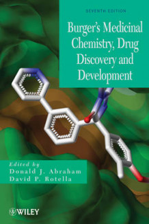 Burger's Medicinal Chemistry, Drug Discovery and Development (Innbundet)