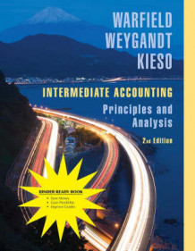 Intermediate Accounting av Terry D. Warfield, Jerry J. Weygandt og Donald E. Kieso (Perm)