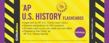 CliffsNotes AP U.S. History Flashcards av Paul Soifer (Heftet)