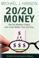 20/20 Money av Michael Hanson (Innbundet)