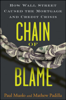 Chain of Blame av Paul Muolo og Mathew Padilla (Innbundet)
