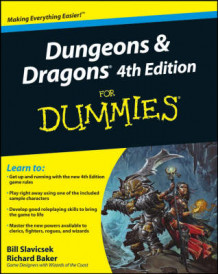 Dungeons and Dragons For Dummies av Bill Slavicsek og Richard Baker (Heftet)