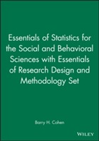Essentials of Statistics for the Social and Behavioral Sciences: AND Essentials of Research Design and Methodology av Barry H. Cohen (Heftet)