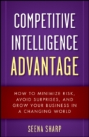 Competitive Intelligence Advantage av Seena Sharp (Innbundet)