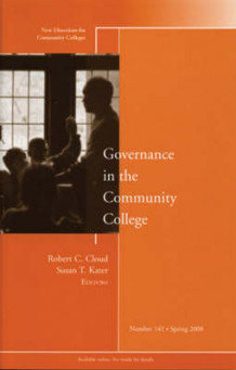 Governance in the Community College (Heftet)