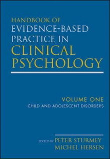 Handbook of Evidence-Based Practice in Clinical Psychology: v. 1 av Michel Hersen og Peter Sturmey (Innbundet)