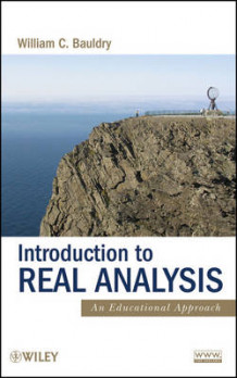 Introduction to Real Analysis av William C. Bauldry (Innbundet)
