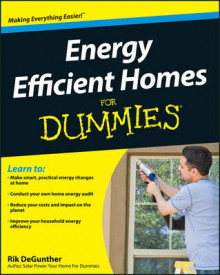 Energy Efficient Homes For Dummies av Rik DeGunther (Heftet)