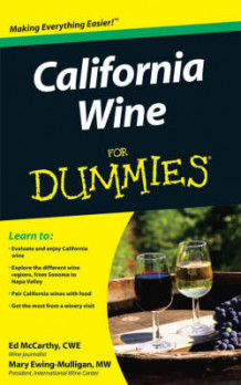 California Wine for Dummies av Ed McCarthy og Mary Ewing-Mulligan (Heftet)