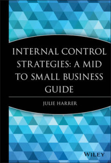 Internal Control Strategies av Julie Harrer (Innbundet)