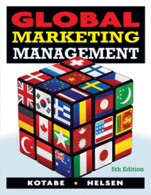 Global Marketing Management av Masaaki Kotabe (Heftet)