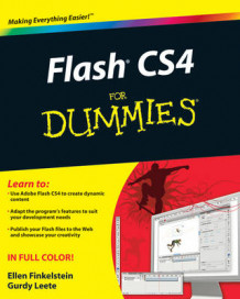 Flash CS4 for Dummies av Ellen Finkelstein og Gurdy Leete (Heftet)