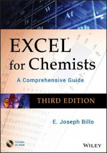 Excel for Chemists av E. Joseph Billo (Heftet)