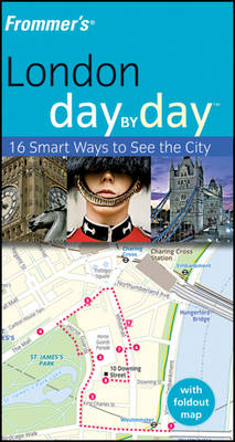 Frommer's London Day by Day av Lesley Logan (Heftet)
