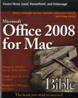 Microsoft Office 2008 for Mac Bible av Sherry Kinkoph Gunter, Jennifer Ackerman Kettell og Greg Kettell (Heftet)
