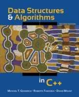 Data Structures and Algorithms in C++ av Michael T. Goodrich, Roberto Tamassia og David M. Mount (Heftet)