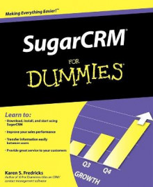 SugarCRM For Dummies av Karen S. Fredricks (Heftet)