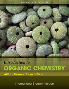 Introduction to Organic Chemistry, 4th Edition International Student Versio av William H. Brown og Thomas Poon (Heftet)