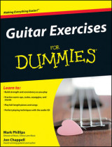 Omslag - Guitar Exercises For Dummies