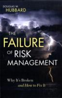 The Failure of Risk Management av Douglas W. Hubbard (Innbundet)