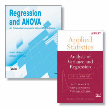 Regression and ANOVA: AND Applied Statistics - Analysis of Variance and Regression, 3r.ed av Keith E. Muller, Bethel A. Fetterman, Ruth M. Mickey, Olive Jean Dunn og Virginia A. Clark (Heftet)