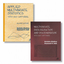 Applied Multivariate Statistics with SAS Software: AND Multivariate Data Reduction and Discrimination with SAS Software av Ravindra Khattree og Dayanand N. Naik (Heftet)