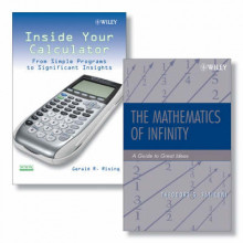 Inside Your Calculator: AND The Mathematics of Infinity - A Guide to Great Ideas av Gerald R. Rising og Theodore G. Faticoni (Heftet)