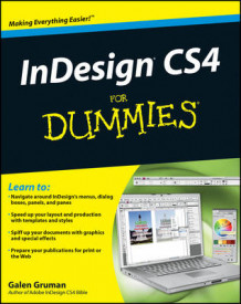 InDesign CS4 For Dummies av Galen Gruman (Heftet)