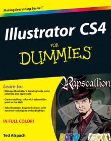 Illustrator CS4 for Dummies av Ted Alspach (Heftet)