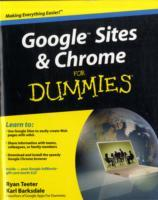 Omslag - Google Sites and Chrome For Dummies