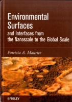 Environmental Surfaces and Interfaces av Patricia A. Maurice (Innbundet)