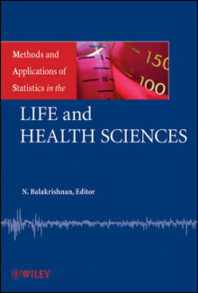 Methods and Applications of Statistics in the Life and Health Sciences av N. Balakrishnan, Campbell B. Read, Brani Vidakovic, Samuel Kotz og Norman L. Johnson (Innbundet)