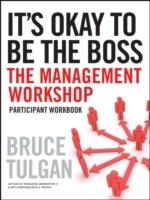 It's Okay to be the Boss av Bruce Tulgan (Heftet)