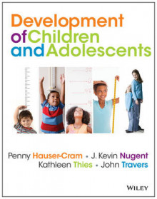 The Development of Children and Adolescents av Penny Hauser-Cram, J. Kevin Nugent, Kathleen M. Thies og John F. Travers (Heftet)