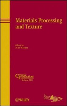 Materials Processing and Texture av A. D. Rollett (Innbundet)
