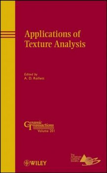 Applications of Texture Analysis av A. D. Rollett (Innbundet)