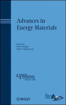 Advances in Energy Materials av Fatih Dogan og Navin Manjooran (Innbundet)