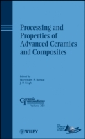Processing and Properties of Advanced Ceramics and Composites av Narottam P. Bansal og J. P. Singh (Innbundet)