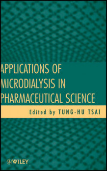 Applications of Microdialysis in Pharmaceutical Science (Innbundet)