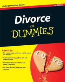 Divorce For Dummies av John Ventura og Mary Reed (Heftet)