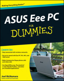 ASUS Eee PC For Dummies av Joel McNamara (Heftet)