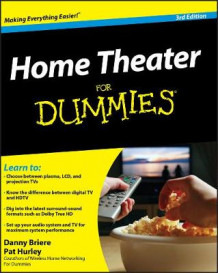 Home Theater For Dummies av Danny Briere og Pat Hurley (Heftet)