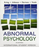Abnormal Psychology av Gerald C. Davison, Sheri L. Johnson, Ann M. Kring og John M. Neale (Heftet)