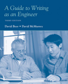 A Guide to Writing as an Engineer, 3rd Edition av David F. Beer og David McMurrey (Heftet)