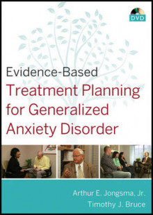 Evidence-based Treatment Planning for Generalized Anxiety Disorder DVD av Arthur E. Jongsma og Timothy J. Bruce (Ukjent)