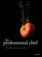 The Professional Chef av The Culinary Institute of America (CIA) (Innbundet)