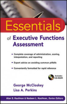 Essentials of Executive Functions Assessment av George McCloskey, Lisa A. Perkins, John Wasserman og Alan S. Kaufman (Heftet)